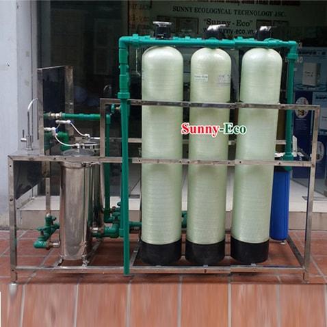 Hệ thống lọc nước uống ngay công suất lớn Sunny-Eco D20HS-2
