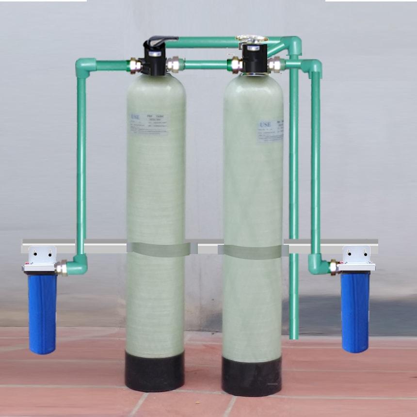 Hệ thống lọc nước sinh hoạt giếng khoan Sunny-Eco GK2C