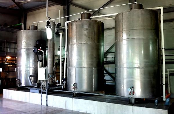 Hệ thống nhà máy xử lý nước lợ, mặn thành nước ngọt
