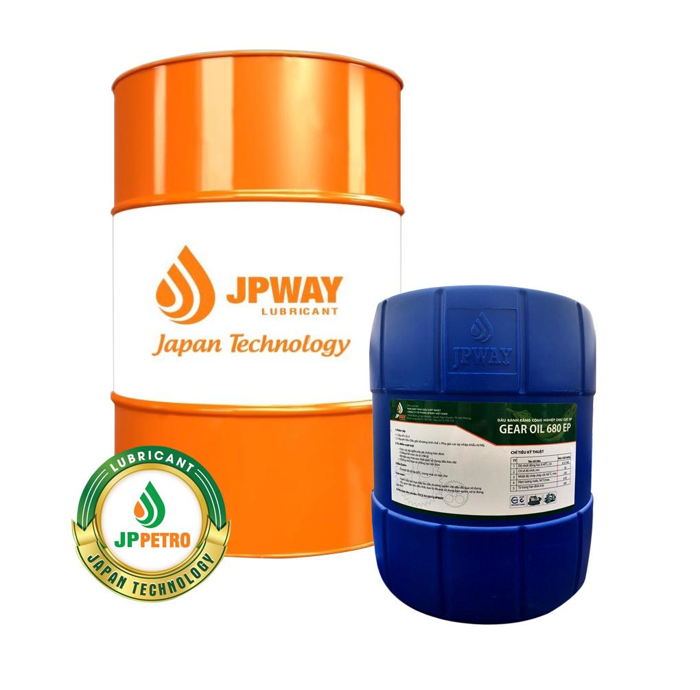 Dầu nhớt bánh răng công nghiệp - Gear Oil 150EP