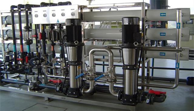 Hệ thống lọc RO công nghiệp, dân dụng