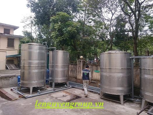 Hệ thống xử lý nước thải nhà máy dược phẩm bằng công nghệ MBBR và FBBR