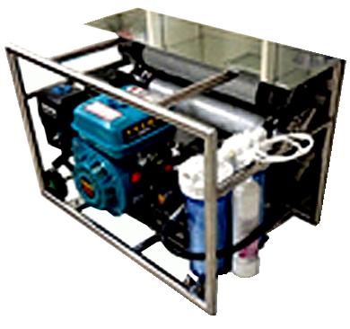Máy lọc nước biển GX-100 - Biến nước mặn thành nước ngọt