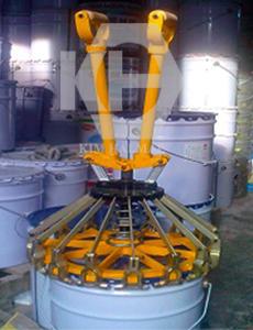 Kẹp nắp thùng kim loại 18-20 L