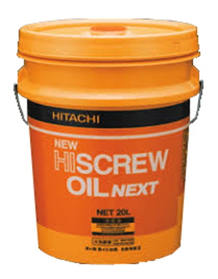 Dầu nhớt máy nén khí Hitachi New Hicrew Oil