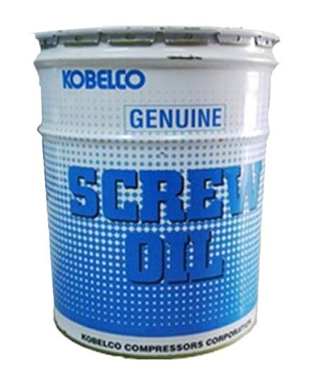 Dầu nhớt máy nén khí Kobelco Genuine Screw Oil