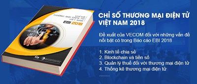 Báo cáo Chỉ số Thương mại điện tử Việt Nam năm 2018