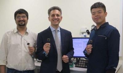 BATLESS - Vi chip thông minh có thể tự khởi động và hoạt động khi hết pin