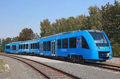 Coradia iLint - Tàu hỏa không khói thân thiện với môi trường